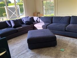 RALPH LAUREN sectional sofa