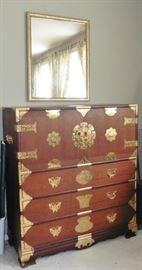 Tansu chest