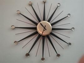 satellite clock--SOLD