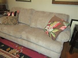 Almost new sofa