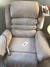 heated /massage power lift recliner