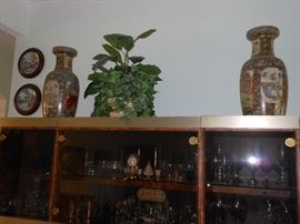 ASIAN HUGE VASES