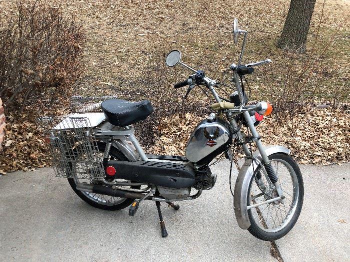 Vintage Kreidler Mo-Ped