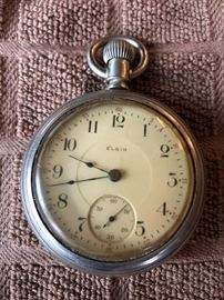 1921 Elgin Pocket Watch