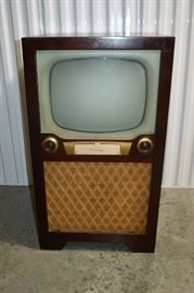 Emerson vintage TV