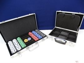 300 Piece Poker Set in Case w Extra Case