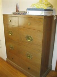 Vintage High Boy with Built in Cedar Drawer