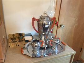 Bakelite coffee server