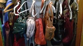 Fossil, Coach, Cole Han, Brahmin, Brighton, Guia - Italy,  Brighton leather purses