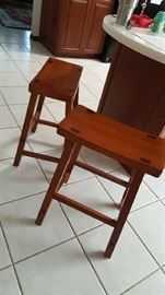 2 stools in great condition!