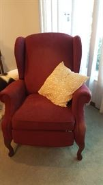 2nd Queen Anne Chair...in great condition!