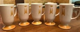 Vintage Marriott Mugs
