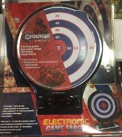 Crosman electronic target