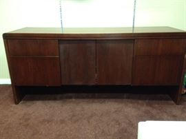 credenza 65 in W x 20 D x 29 H