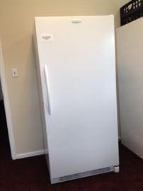 18 cubic freezer 32Wx29Dx6ftH