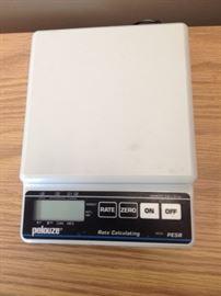 Postage calculator