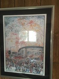 White Sox art