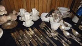 Miscellaneous flatware, Demitasse Cups