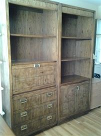 Oak brook shelves
