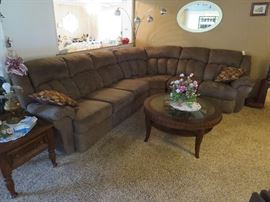 Lazy Boy Sectional bought in 2016