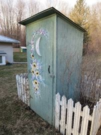 Garden Outhouse Shed For Sale