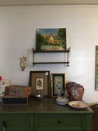 more art and smalls - gin making kits, vases, plates