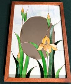 HAND PAINTED MIRROR  http://www.ctonlineauctions.com/detail.asp?id=695827