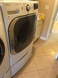 LG Dryer Sensor dry - 6 months old.
