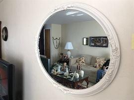 Vintage Mirror (Painted)  https://www.ctbids.com/#!/description/share/5952
