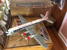 Vintage Airplane  https://www.ctbids.com/#!/description/share/5967