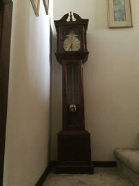 Grandfather Clock, made in Fairhope, AL