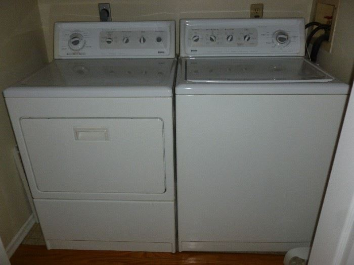 Kenmore Washer & Elec,. Dryer