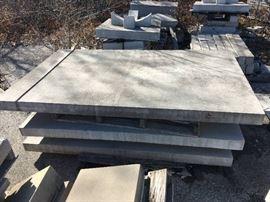 3 - Large Precast Concrete Stone