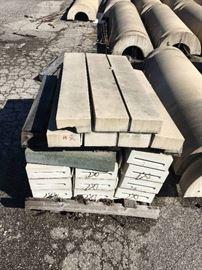 17 Precast Concrete Stones