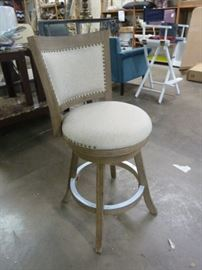 COUNTER HEIGHT SWIVEL CHAIR
