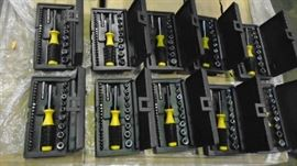 Truecraft 33pc Tool Kits.