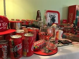 Most extensive Coca Cola collection ever seen