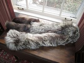 Long Fox stole