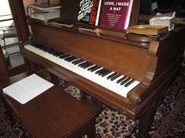 Grand piano, free :) nice condition
