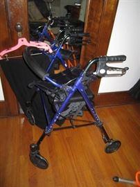 Handicap equipment