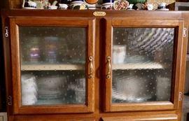 Original Bubble/Dot Glass Doors