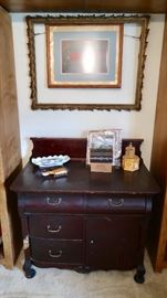 Antique Dresser / Chest