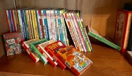 Great Vintage Book Collection - Dr. Seuss - Tom & Jerry - Popeye - TERRY and more!