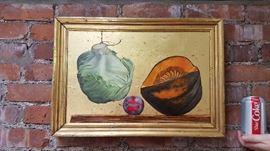 Original Robert Ginder painting