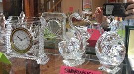 Waterford, Swarovski crystal