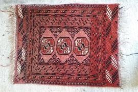 Small Pakistani carpet