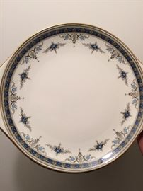 Minton Grassmere pattern, we believe service for 18