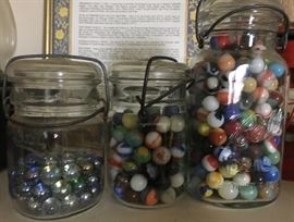 Marbles - some old