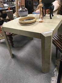 KARL SPRINGER TABLE