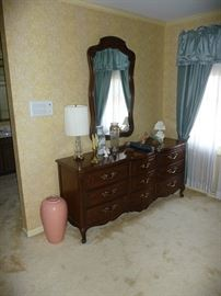 Drexel Dresser and Mirror
